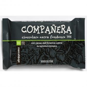 Companera - Dunkle Schokolade - bio - 100 g