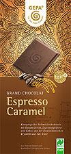 GEPA Schokolade Espresso Caramel
